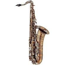 System 76 Professional Tenor Saxophone Un-Lacquered with O F#