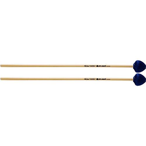 Promark System Blue Diversity Series Mallets DV8R Hard Rattan Vibe
