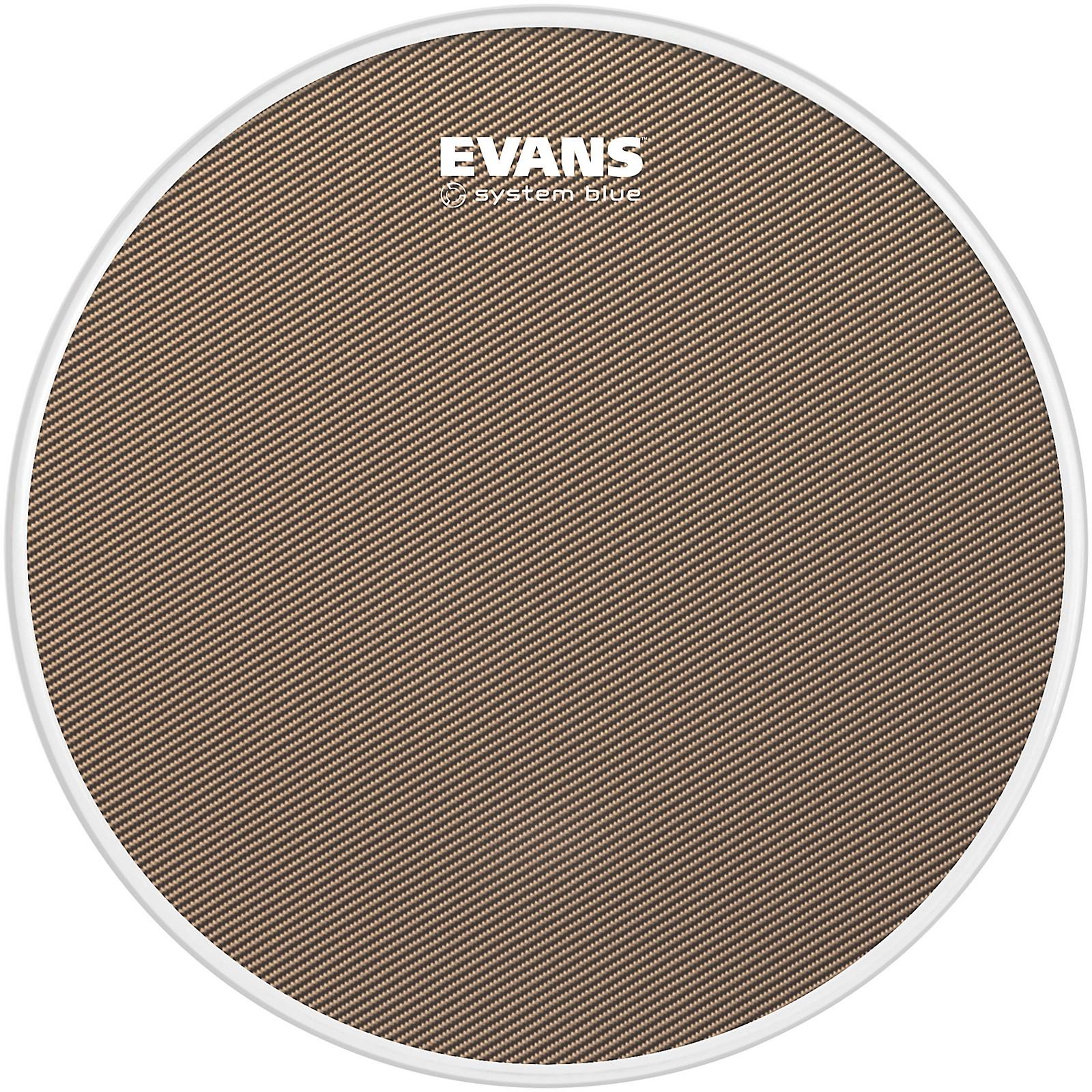 Evans System Blue Marching Snare Batter