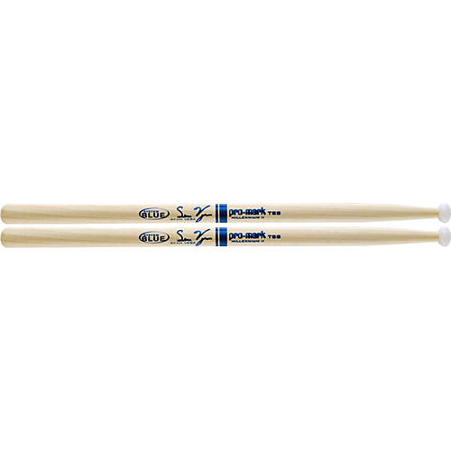 Promark System Blue Sean Vega Signature Marching Tenor Sticks TS8