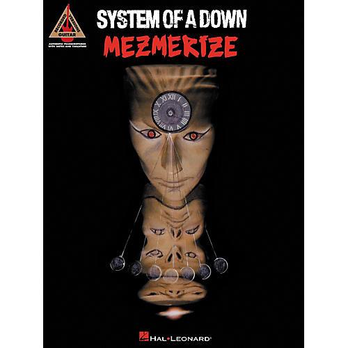 Hal Leonard System of Down Mezmerize Guitar Tab Songbook
