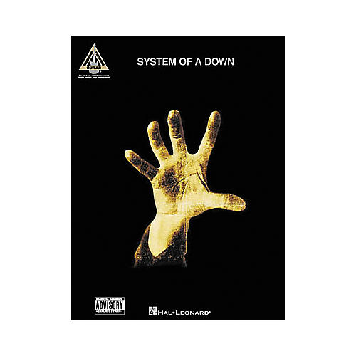 Hal Leonard System of a Down Guitar Tab Songbook