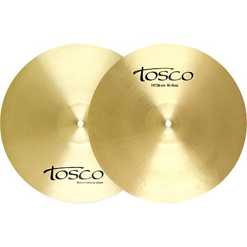Tosco T-1 Medium Hi-Hat Cymbals