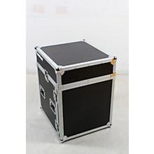 Open BoxProX T-12MRSS 12U Rack and 10U Top Mixer DJ Combo ATA Flight Road Case