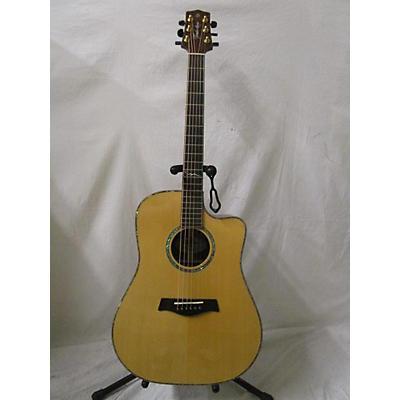 Timberline Guitars T 80 DC Acoustic Guitar