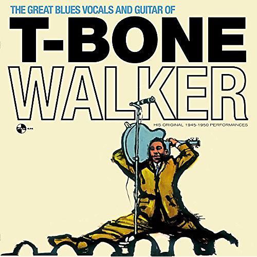 Alliance T-Bone Walker - Great Blues Vocals & Guitar Of + 4 Bonus Tracks