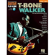 Hal Leonard T-Bone Walker - Guitar Play-Along Vol. 160 Book/CD