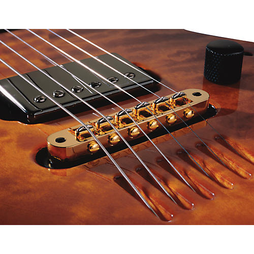 LR Baggs T-Bridge Acoustic Tune-O-Matic Bridge Pickup Gold