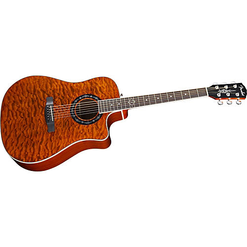 Fender T-Bucket 300 CE Dreadnought Cutaway Acoustic-Electric Guitar