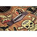 Fender T-Bucket 300-CE Limited Edition Vince Ray Voodoo Acoustic-Electric Guitar thumbnail