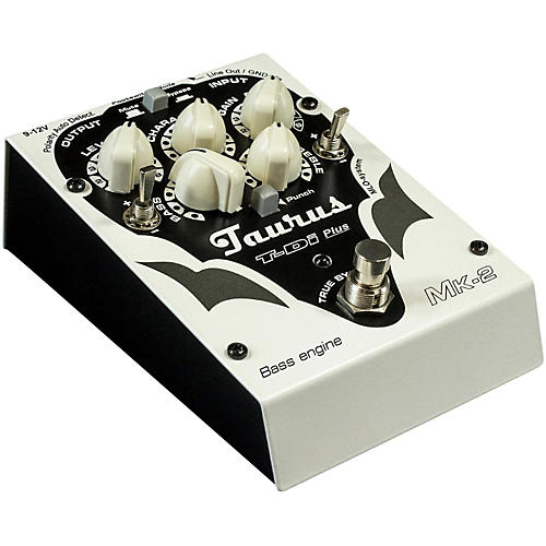Taurus T-Di Plus MK2 Bass Effects Pedal