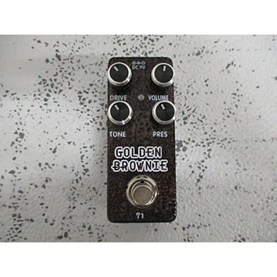 XVive T1 Golden Brownie Effect Pedal