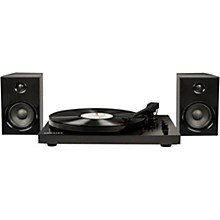 T100 Turntable System Black
