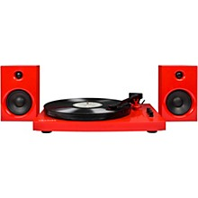 T100 Turntable System Red