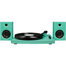T100 Turntable System Turquoise