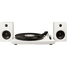 T100 Turntable System White