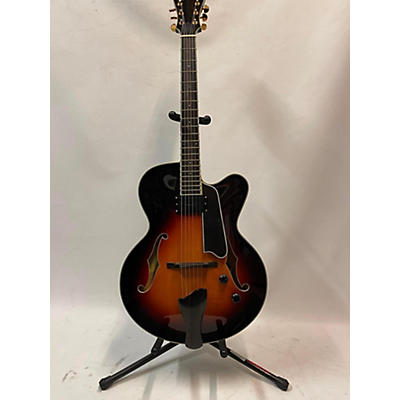 Eastman T146SM-SB Hollow Body Electric Guitar