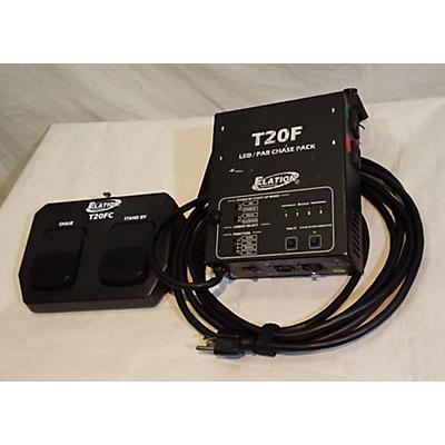 Elation T20F LED/PAR CHASE PACK Lighting Controller
