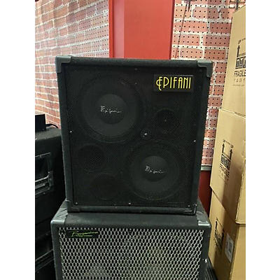 Epifani T210 Bass Cabinet