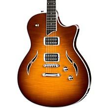 T3 Semi-Hollowbody Electric Guitar Honey Sunburst