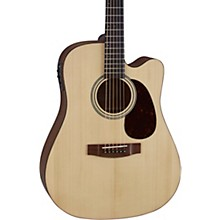 Open Box Mitchell T311CE Dreadnought Acoustic-Electric Guitar
