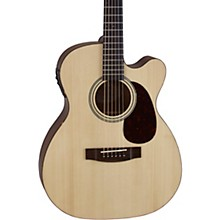 Open Box Mitchell T313CE Solid Spruce Top Auditorium Acoustic-Electric Guitar
