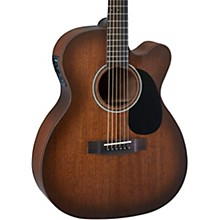 Open BoxMitchell T333CE-BST Solid Top Mahogany Auditorium Acoustic-Electric Guitar