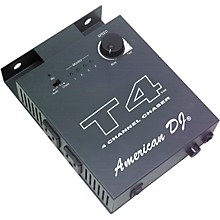 Open Box Elation T4 Four-Channel Chase Controller
