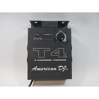 American DJ T4