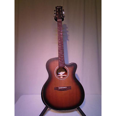 Mitchell T413 CEBST Acoustic Electric Guitar