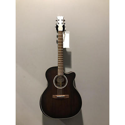 Mitchell T433CE Acoustic Electric Guitar