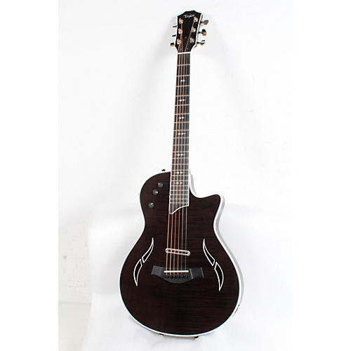 Taylor T5z Pro Acoustic-Electric Guitar Condition 3 - Scratch and Dent Gaslamp Black 194744288302