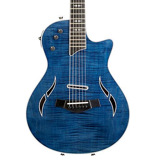 Taylor T5z Pro Acoustic-Electric Guitar Pacific Blue