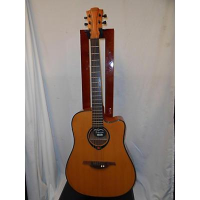 Lag Guitars T66DCE Acoustic Guitar