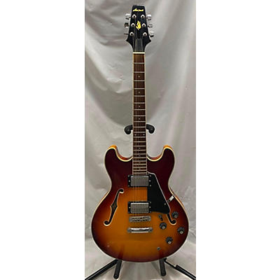 Aria TA-40 Hollow Body Electric Guitar