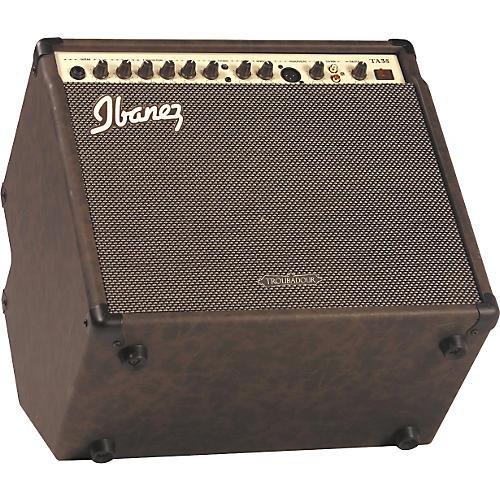 ibanez ta35 35 watt acoustic amp musician 39 s friend. Black Bedroom Furniture Sets. Home Design Ideas