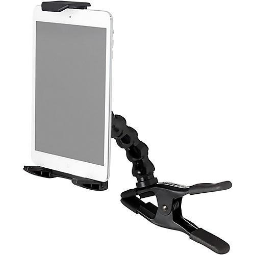 Stage Ninja TAB-8-CB Tablet Holder With Clamp Base Black