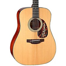 Open BoxTakamine TAKEF340STT Thermal Top Dreadnought Acoustic-Electric Guitar
