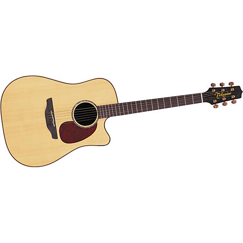 Takamine TAN16C Dreadnought Acoustic-Electric Guitar with Case