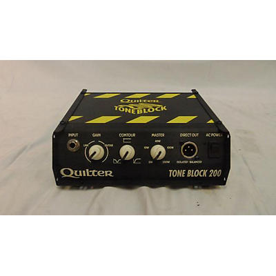 Quilter Labs TB200 HEAD Solid State Guitar Amp Head
