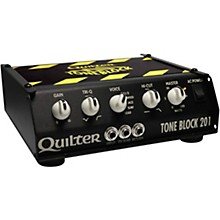 Open Box Quilter Labs TB201-HEAD Tone Block 201 200W Guitar Amp Head