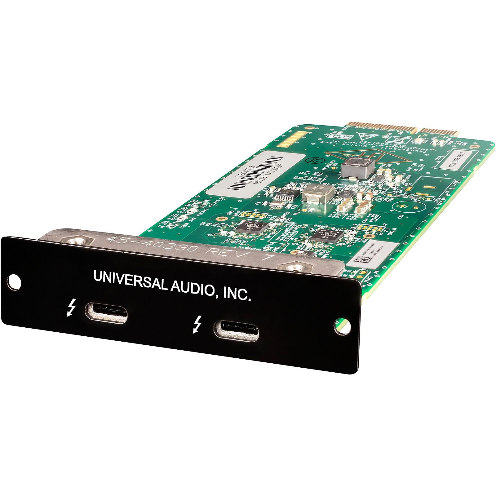 Universal Audio TBOC-3 Thunderbolt 3 Option Card