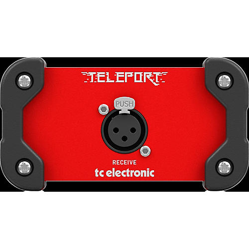 TC Electronic TC Electronic Teleport GLR Active Guitar Signal Receiver
