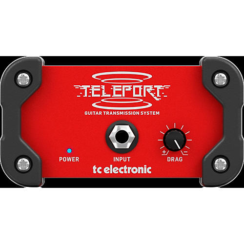 TC Electronic TC Electronic Teleport GLT Active Guitar Signal Transmitter