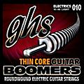 GHS TC-GBL Thin Core Boomers Light Electric Guitar Strings (10-46) thumbnail