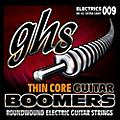GHS TC-GBXL Thin Core Boomers Extra Light Electric Guitar Strings (9-42) thumbnail