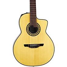 Open BoxTakamine TC135SC Classical 24-Fret Cutaway Acoustic-Electric Guitar