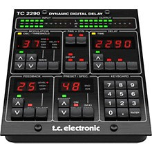 Open Box TC Electronic TC2290-DT Dynamic Delay Plug-in with Dedicated Hardware Interface
