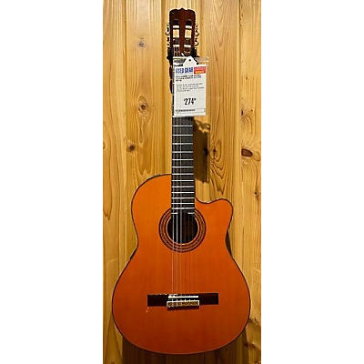 Jasmine TC28C Classical Acoustic Electric Guitar
