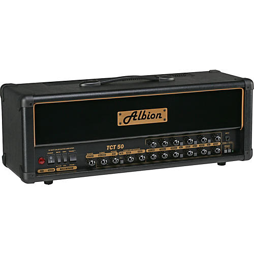 Albion Amplification TCT Series TCT50H 50W Tube Guitar Amp Head